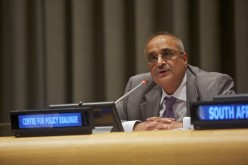 Debapriya speaks at high level meetings during UNGA session