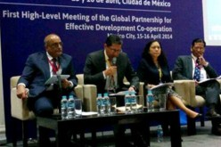 CPD debates South-South Cooperation at GPEDC Mexico Ministerial on Global Development Cooperation