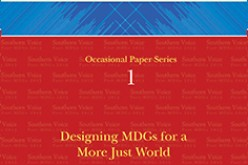 Designing MDGs for a Most Just World