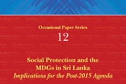 Social Protection and MDGs in Sri Lanka: Implications for the Post-2015 Agenda