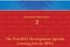 The Post-2015 Development Agenda: Learning from the MDGs