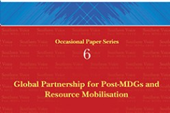 Global Partnership for Post-MDGs and Resource Mobilisation