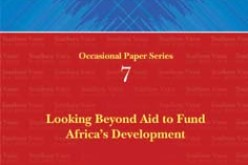Looking Beyond Aid to Fund Africa's Development