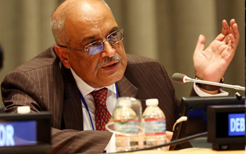 Debapriya Bhattacharya emphasises effective global partnership at UN High-level Political Forum