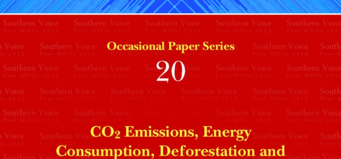 CO2 Emissions, Energy Consumption, Deforestation and Agricultural Income in LDCs: Lessons for Post-2015 Development Agenda