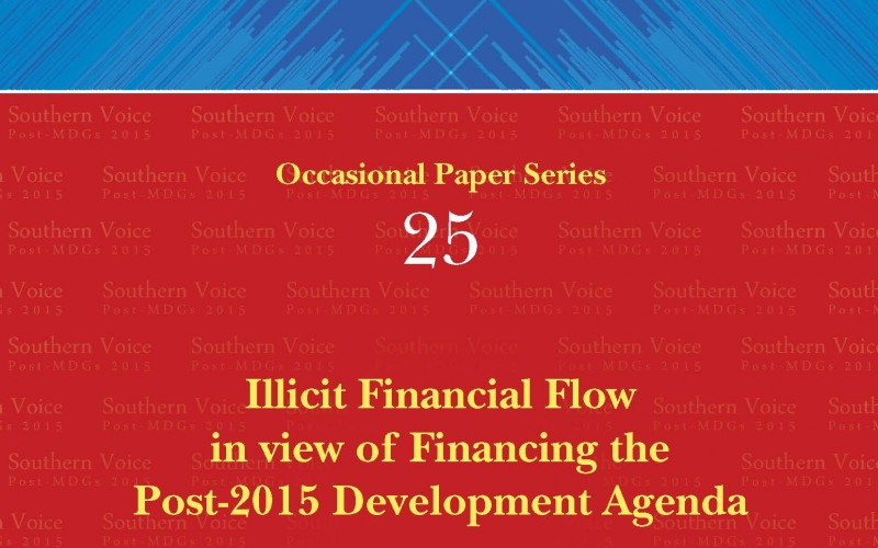 Illicit Financial Flow in view of Financing the Post-2015 Development Agenda