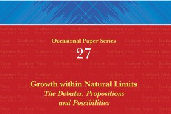 Growth within Natural Limits: The Debates, Propositions and Possibilities