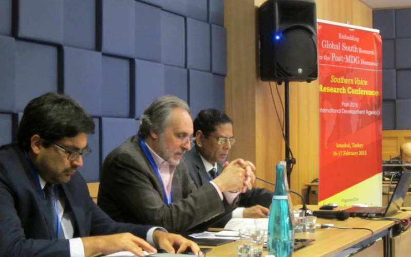 Southern researchers debate post-2015 agenda at Istanbul