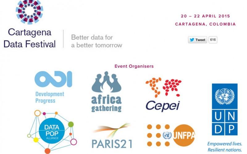 Werner Hernani (Fundación ARU) joins the Cartagena Data Festival, Cartagena, Colombia (20-22 April)
