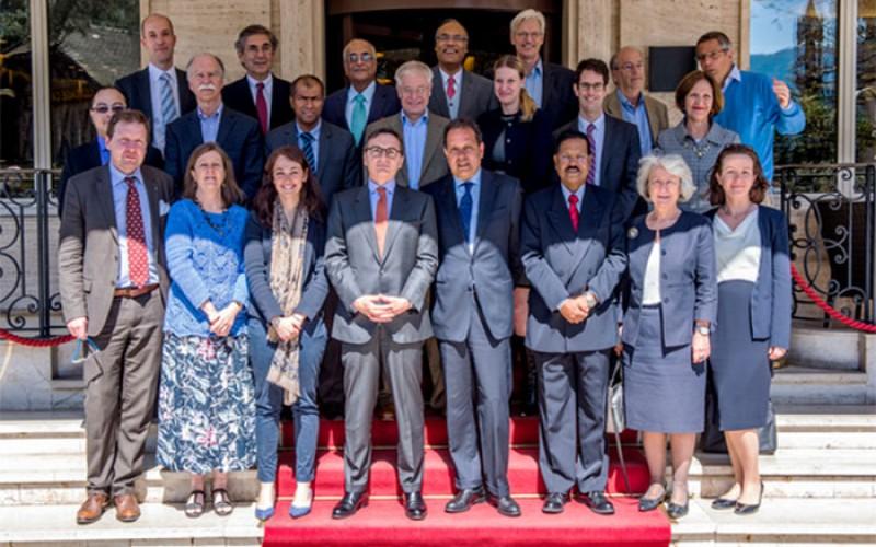 SV joins E15's First Expert Group Workshop on 13-14 April, Geneva