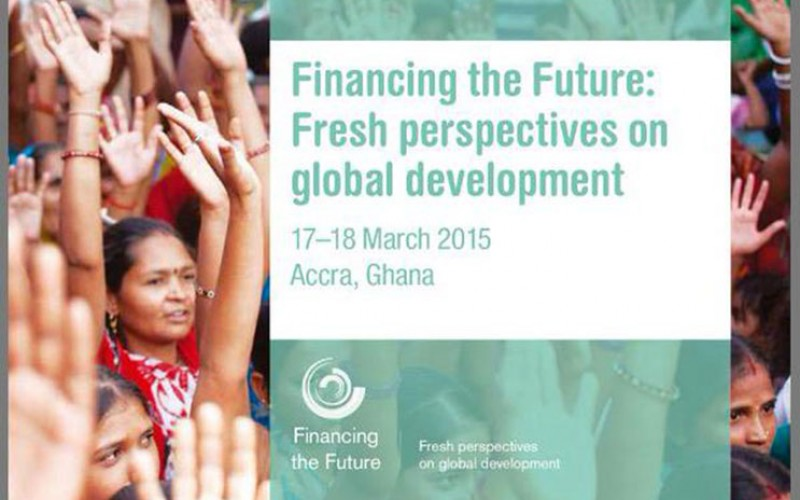 "Jean Mensa, Maam Suwadu Sakho-Jimbira and Ebere Uneze join ""Financing the Future: Fresh Perspectives on Global Development"" at Accra, Ghana"
