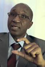 Dr Ibrahima Hathie Director of Research Initiative Prospective Agricole et Rurale (IPAR), Senegal