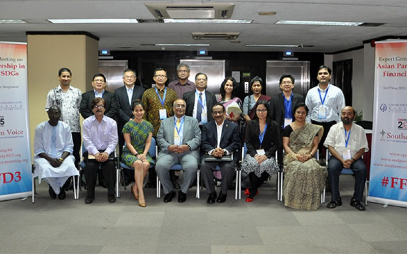 Asian experts discuss financing for SDGs in Dhaka