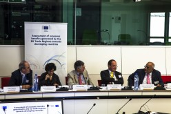 Debapriya Bhattacharya addresses Trade Report Launch at the European Commission, Brussels