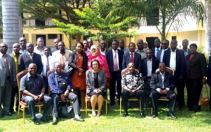 ESRF Organises National High Level Workshop on Financing for Development, Dodoma