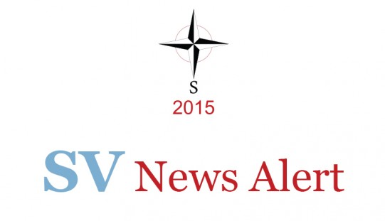 SV News Alert: June-December 2015
