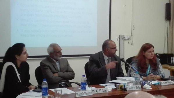 Seminar on SDGS & Nutrition in Islamabad