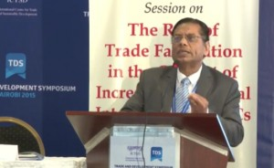 Professor Mustafizur Rahman, Executive Director, CPD