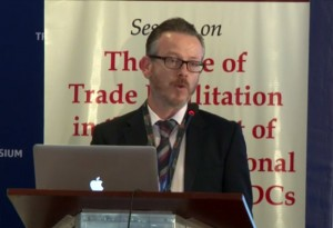 Professor Rorden Wilkinson, Professor of Global Political Economy, University of Sussex