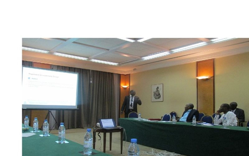 EPRC delegates join Second International Conference on Sustainable Development, Dakar