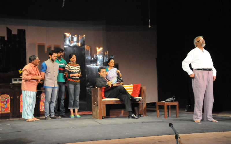 CSTEP and partners stage Carbon Cake premiere show at Bangalore