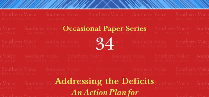 ADDRESSING THE DEFICITS: An Action Plan for Data Revolution in Bangladesh