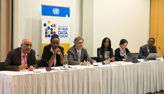 Data issues have been critical in aligning SDGs at the country level
