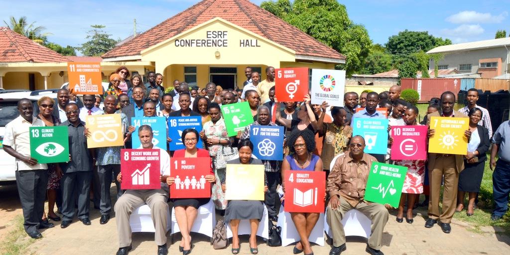 National SDG Workshop Tanzania