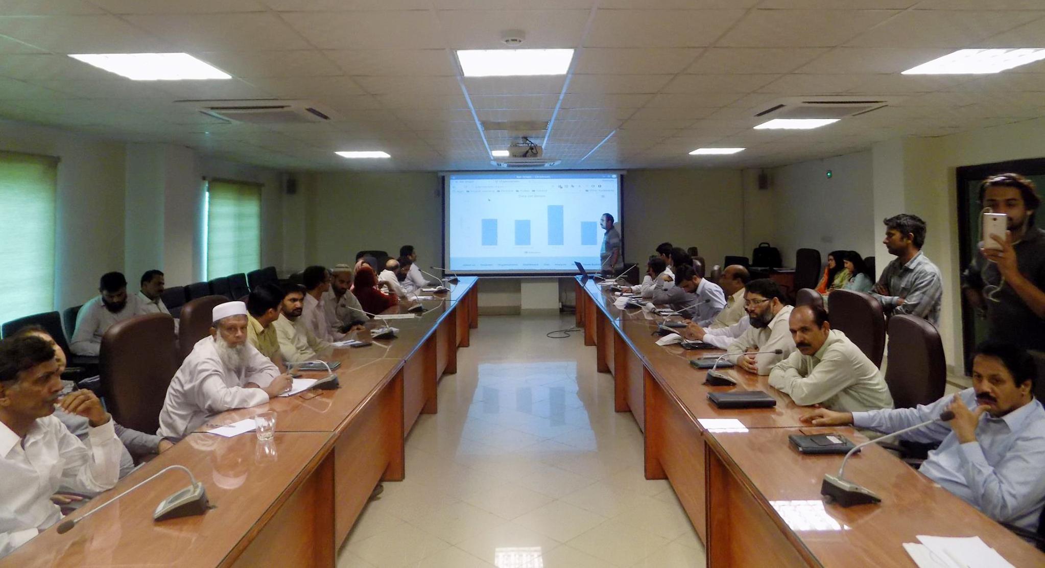 Pakistan-Data-Portal-meeting