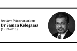 Southern Voice remembers Dr Saman Kelegama (1959-2017)