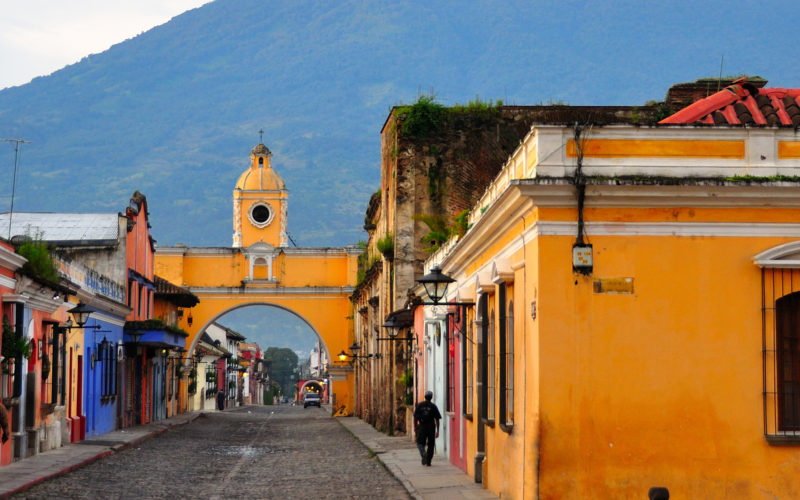 Guatemala Is Moving Forward