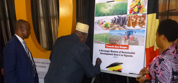 EPRC's Report on SDG 2 Launched in Kampala