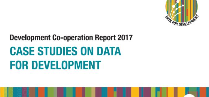 OECD's Development Co-operation Report 2017 showcases SV' Data programme