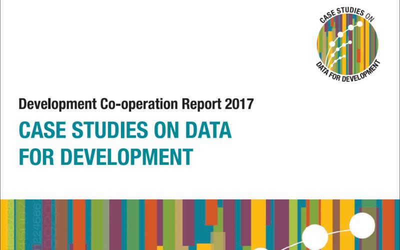 OECD's Development Co-operation Report 2017 showcases SV's Data programme