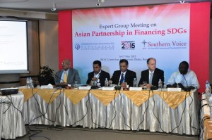 EGM on Asian Partnership in Financing SDGs